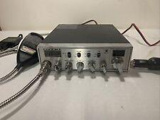 Connex CX-3300 HP super AM/FM CB Radio with Astatic Microphone