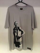 Sneak Tip T-Shirt Large Grey