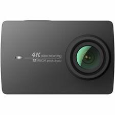 YI 4K Action Camera schwarz 4K/30fps 12MP Touchscreen,  WiFi, App (B-Ware)