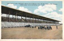 Oldfield, Cooper, Resta & Burman Race, Speedway Park, Chicago, IL Illinois 1915