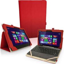 Custodie e copritastiera rossi Per ASUS Transformer Pad in pelle per tablet ed eBook