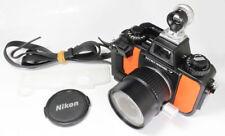 Nikon Nikonos V 35mm Film Camera with 80 mm f/4 Lens and 80mm Finder *MINT*