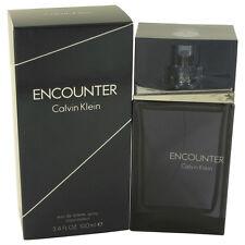 CK Encounter by Calvin Klein for men 3.3 / 3.4 oz Spray Edt New in Sealed Box