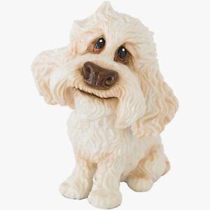 Arora Little Paws Winnie Labradoodle Figurine Ornament Dog Lovers Gift