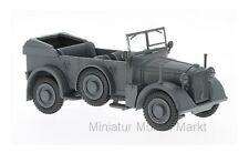 #257 - WhiteBox Horch 901 - matt-dunkelgrau - 1937 - 1:43