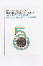 COINCARD OFICIAL PORTUGAL 2007 ( TRATADO DE ROMA )