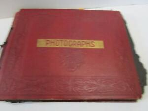 Vintage 1940's Photograph Scrabook Georgetown University Girl Scouts Young Woman