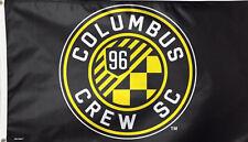 Columbus Crew South Carolina Deluxe Grommet Flag MLS Licensed Soccer 3' x 5'