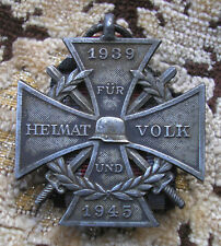 GERMAN-WW1- Helmat -Volk