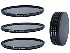 Haida Slim ND Graufilterset ND8x, ND64x, ND1000x 58mm + Stack Cap