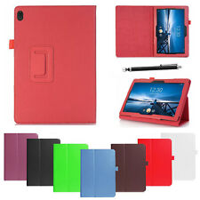 PU Leather Tablet Stand Flip Cover Case For Lenovo Tab E7/E8/E10/M10/ P10/ Tab 2