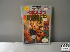 Bad Dudes (Nintendo Entertainment System, 1990)