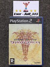 Playstation 2 GIOCO: SOFFIO DI FIRE DRAGON QUARTER (Superba sigillato in fabbrica) REGNO UNITO PAL