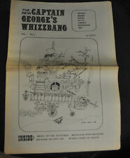 CAPTAIN GEORGE'S WHIZZBANG #WINDSOR MCCAY'S ART F-VF