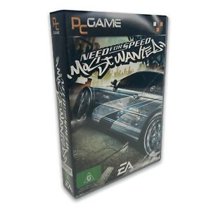 Need For Speed: Most Wanted with Manual (PC, 2005)