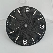 Goutent 36.8mm watch dial fit eta 6497,Seagull st36 mechanical Casual mens watch