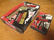 House of the Dead Overkill Promo-Kit de prensa & Pistola de cañón de mano de oro (retirado)