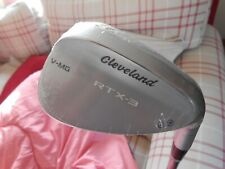 Cleveland RTX-3 V-MG Wedge 56 Degrees 11 Bounce, Chrome, Right Hand, NEW