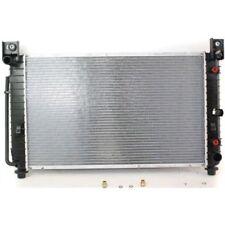 For Suburban 1500 05-06, Radiator, Factory Finish, Plastic