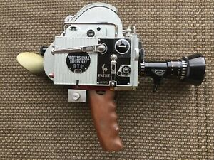Pathe' 16mm Film Camera BTL-Pro Reflex Film Camera (Circa 1966 to 1977)