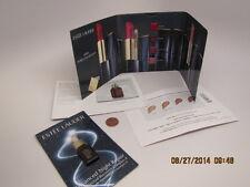 Lot Travel Size Sample Lauder Advance Night Repair,Lipstick Pure Color Navy+Deep