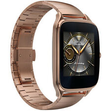"""Asus Zenwatch 2 1.63"""" Android Wear Smartwatch Rose Gold Quick Charge WI501Q-RM"""