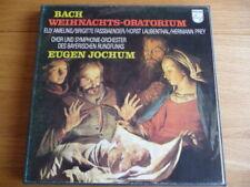 Weihnachts-Oratorium - Bach - Elly Ameling / Brigitte Fassbaender / (3LP BOX)
