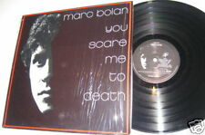 MARC BOLAN - You Scare Me To Death / 1982 Italy  /LP
