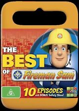 Fireman Sam - Best Of (DVD, 2014) Region 4 Used in Good Condition Free Postage!