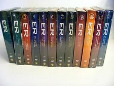 NEW ER Emergency Room Complete Seasons 1-12 DVD 68 Disks Collection - E075