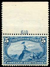 momen: Us Stamps #288 Mint Og Nh Pf Cert