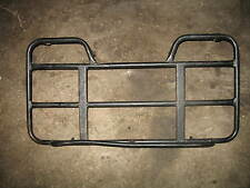 FRONT GUARD RAIL BUMPER CRASH BAR LUGGAGE RACK 1999 HONDA TRX450S ATV TRX450 99