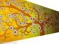 Massive 210cm Width Aboriginal tree of life painting art choose colours By Jane