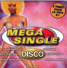 CD CARTONNE CARDSLEEVE 6T DISCO GAYNOR/HERNANDEZ/BOYS TOWN GANG/ANITA WARD