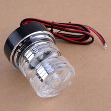 12V LED All Round 360 Degree Navigation Anchor Lamp Marine Boat Yacht Light Lamp
