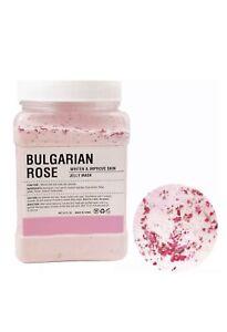 Bulgarian Rose( Whitening & Improves Skin) jelly Mask 15 Applications Refill Bag