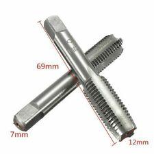 1pc HSS M12x1.25mm Plug Hand Tap Taper Metric Thread Machine Equipment Tools