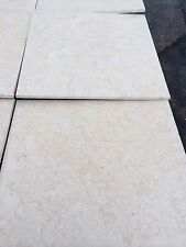 Gladiador caído Crema de piedra caliza 600x900x15mm Piso Pared y azulejos de £ 49.99 por metros cuadrados