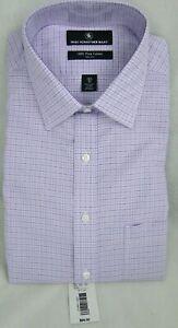 Hart Schaffner Marx Dress Shirt in 100% Pima Cotton MSRP $99.50 NWT - 16.5 x 33