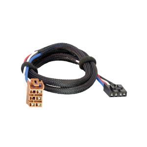 Tekonsha For 00-02 GMC Yukon / Chevy Tahoe Brake Control Wiring Adapter 2 Plugs