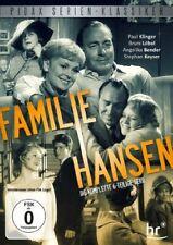 Familie Hansen - Die komplette Serie - Pidax Klassiker  DVD/NEU/OVP