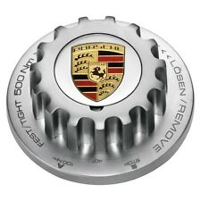 Porsche Crest Bottle Opener Alloy Wheel Centrelock Design