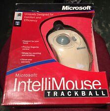 VTG Microsoft Intelli Trackball Mouse