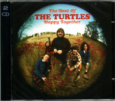 2 CD (NOUVEAU!) Best of Turtles (happy together Elenor she 'd rather be with me mkmbh