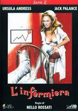 Dvd L'Infermiera (1975) . Ursula Andress .....NUOVO