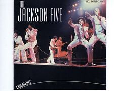 CD THE JACKSON FIVE	experience	1995 EX+ (A1621)