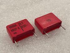 630V MKT1813 axial poliéster ero Vishay Condensadores Para Válvula Amplificadores 1nF a 0.22uF