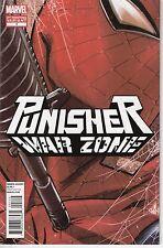 Punisher War Zone #1 (February 2013) 2nd Printing Rare Spider-Man Variant Marvel
