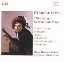 Eternal Love: 17th Century German Lute Songs, New Music