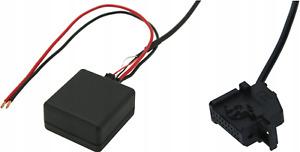 VW GOLF PASSAT MFD-2 RNS Bluetooth adapter Audio Stereo Music Car Receiver Aux
